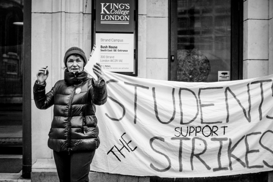 Stories from the picket line-8